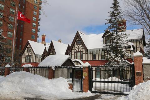 Embassy of The Republic of Turkey in Ottawa